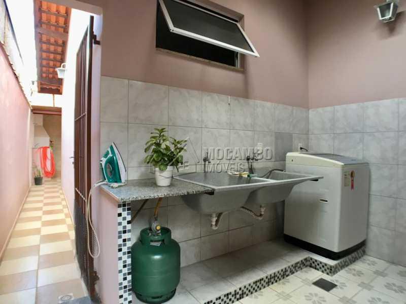 Lavanderia - Casa 3 quartos à venda Itatiba,SP - R$ 550.000 - FCCA31278 - 17