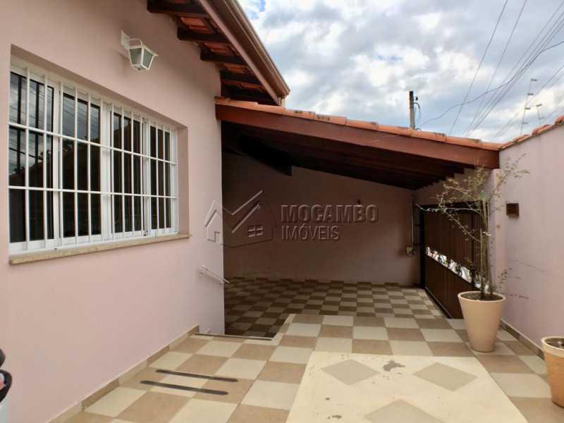 Garagem - Casa 3 quartos à venda Itatiba,SP - R$ 550.000 - FCCA31278 - 3