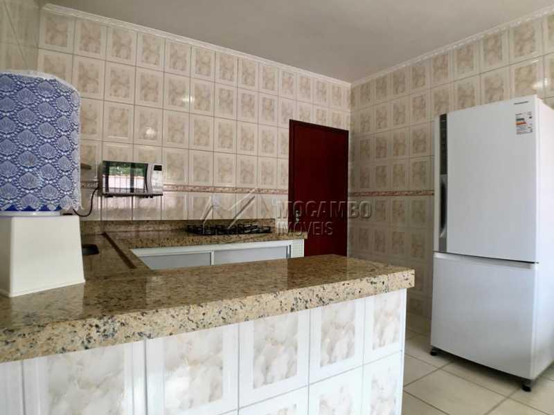 Cozinha - Casa 3 quartos à venda Itatiba,SP - R$ 550.000 - FCCA31278 - 13