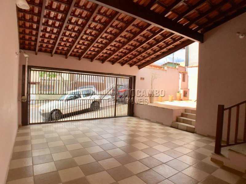 Garagem - Casa 3 quartos à venda Itatiba,SP - R$ 550.000 - FCCA31278 - 18