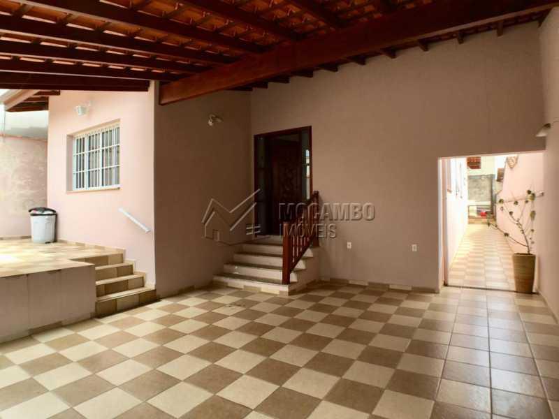 Fachada - Casa 3 quartos à venda Itatiba,SP - R$ 550.000 - FCCA31278 - 1
