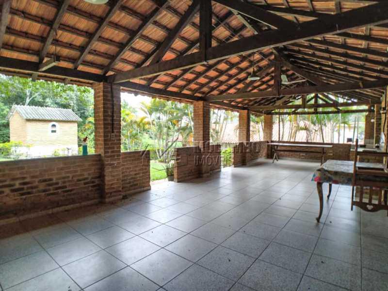 Área Coberta  - Chácara 7050m² à venda Itatiba,SP - R$ 1.300.000 - FCCH40031 - 20
