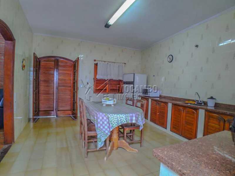 Cozinha - Chácara 7050m² à venda Itatiba,SP - R$ 1.300.000 - FCCH40031 - 9