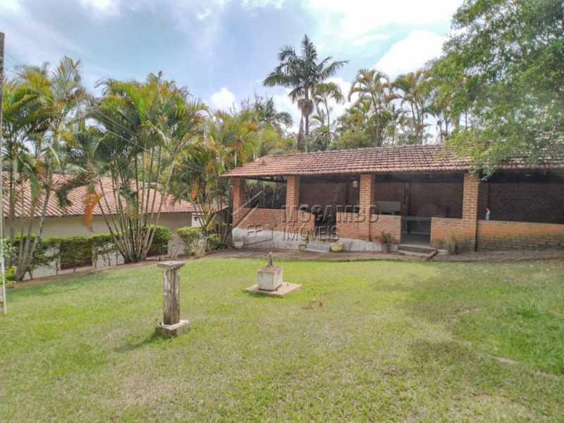 Área Externa - Chácara 7050m² à venda Itatiba,SP - R$ 1.300.000 - FCCH40031 - 19
