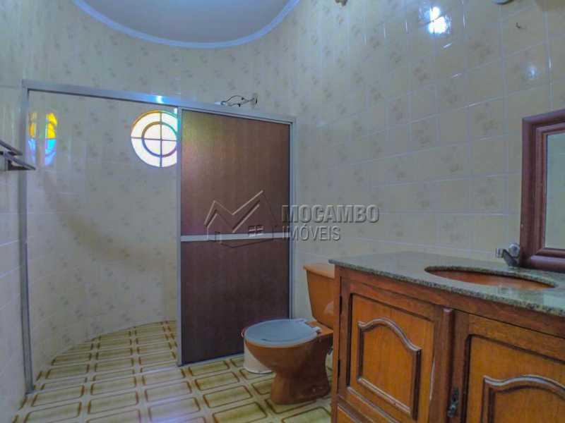 Banheiro Suíte - Chácara 7050m² à venda Itatiba,SP - R$ 1.300.000 - FCCH40031 - 11