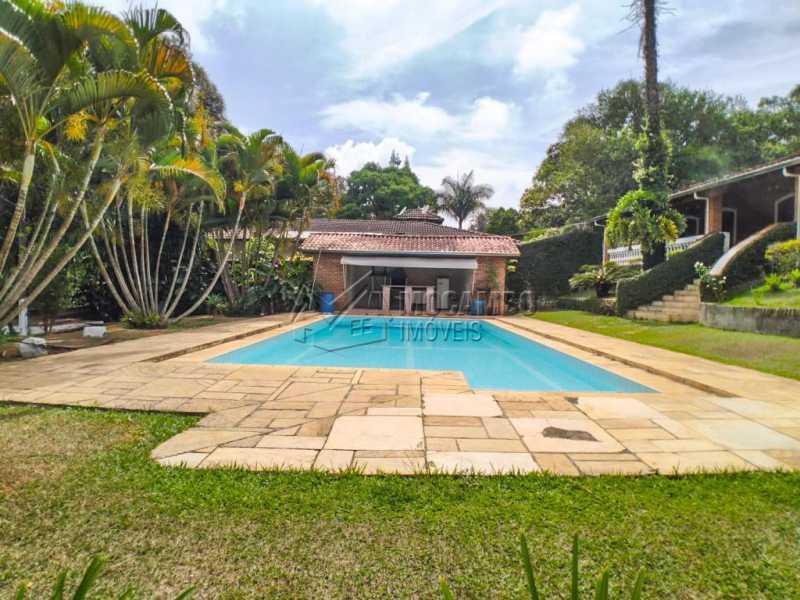 Piscina e Área Gourmet - Chácara 7050m² à venda Itatiba,SP - R$ 1.300.000 - FCCH40031 - 17