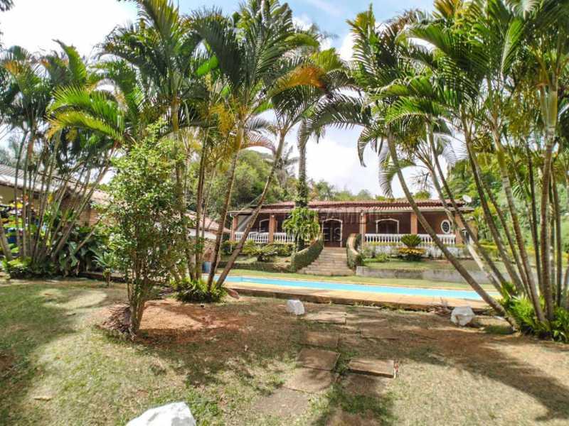 Casa e Piscina - Chácara 7050m² à venda Itatiba,SP - R$ 1.300.000 - FCCH40031 - 3