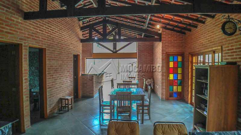 Condomínio Capela do Barreiro - Casa em Condomínio 2 quartos à venda Itatiba,SP - R$ 650.000 - FCCN20031 - 10