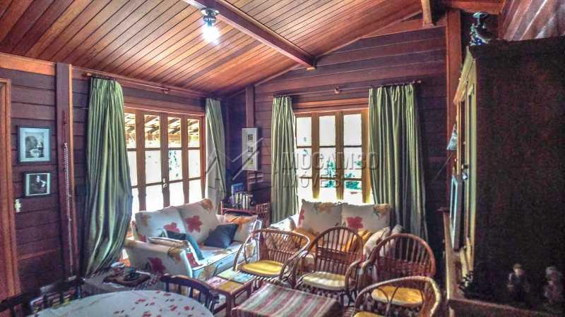 Condomínio Capela do Barreiro - Casa em Condomínio 2 quartos à venda Itatiba,SP - R$ 650.000 - FCCN20031 - 3