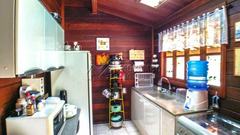 Condomínio Capela do Barreiro - Casa em Condomínio 2 quartos à venda Itatiba,SP - R$ 650.000 - FCCN20031 - 5