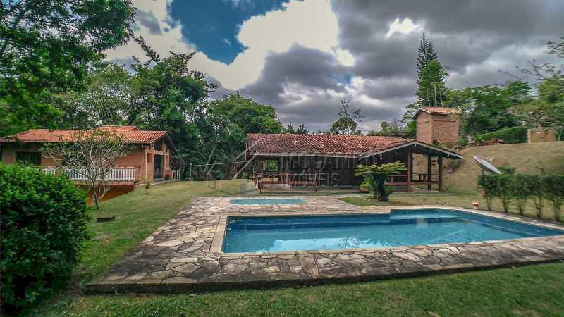 Condomínio Capela do Barreiro - Casa em Condomínio 2 quartos à venda Itatiba,SP - R$ 650.000 - FCCN20031 - 25