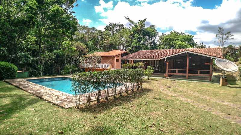Condomínio Capela do Barreiro - Casa em Condomínio 2 quartos à venda Itatiba,SP - R$ 650.000 - FCCN20031 - 1