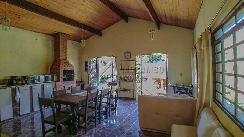 Condominio Capela do Barreiro - Casa em Condomínio 2 quartos à venda Itatiba,SP - R$ 500.000 - FCCN20032 - 6
