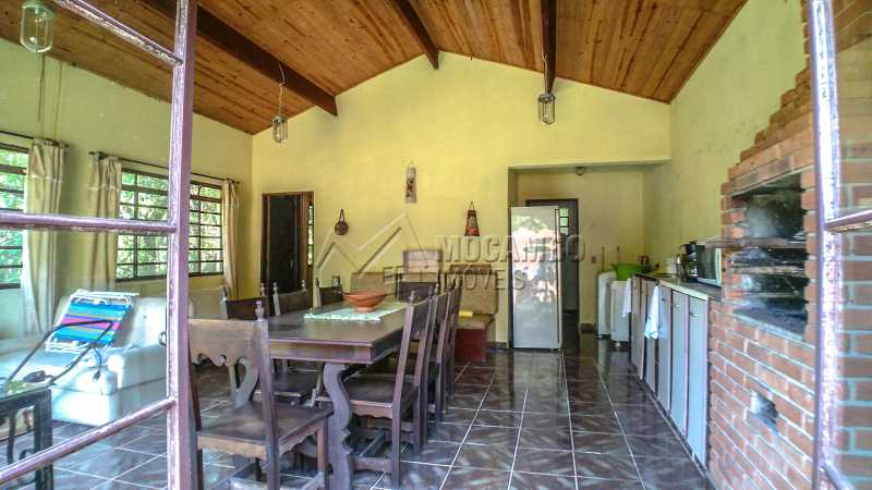 Condominio Capela do Barreiro - Casa em Condomínio 2 quartos à venda Itatiba,SP - R$ 500.000 - FCCN20032 - 5