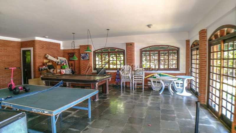 Salão de Jogos - Casa em Condomínio 3 quartos à venda Itatiba,SP - R$ 1.200.000 - FCCN30428 - 15