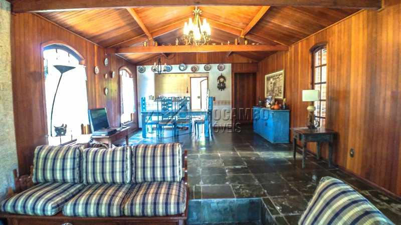 Condominio Capela do Barreiro - Casa em Condomínio 3 quartos à venda Itatiba,SP - R$ 1.200.000 - FCCN30428 - 11