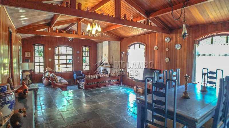 Condominio Capela do Barreiro - Casa em Condomínio 3 quartos à venda Itatiba,SP - R$ 1.200.000 - FCCN30428 - 10