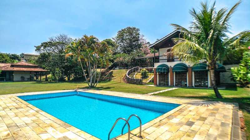 Condominio Capela do Barreiro - Casa em Condomínio 3 quartos à venda Itatiba,SP - R$ 1.200.000 - FCCN30428 - 1
