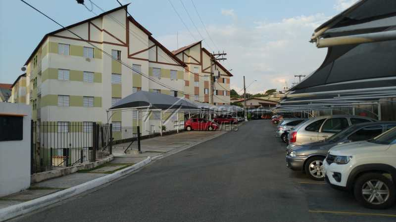 Estacionamento - Apartamento Condomínio Residencial Fernanda, Itatiba, Jardim México, SP À Venda, 2 Quartos, 58m² - FCAP21025 - 3