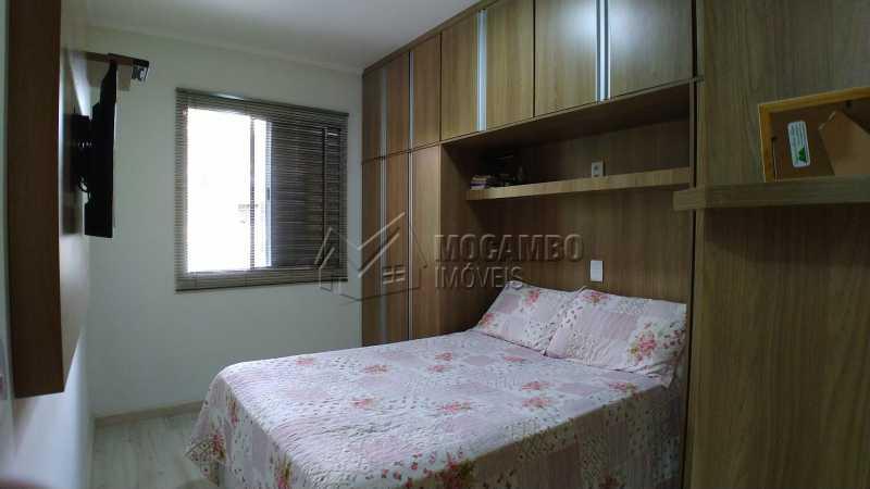 Dormitório - Apartamento Condomínio Residencial Fernanda, Itatiba, Jardim México, SP À Venda, 2 Quartos, 58m² - FCAP21025 - 8
