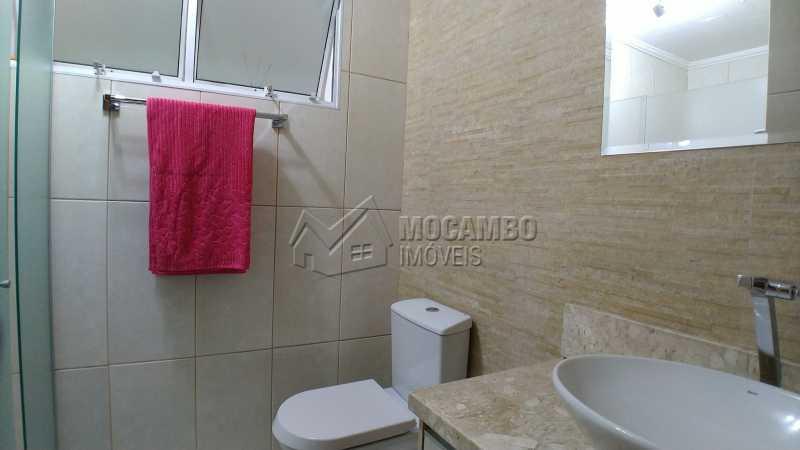 Banheiro - Apartamento Condomínio Residencial Fernanda, Itatiba, Jardim México, SP À Venda, 2 Quartos, 58m² - FCAP21025 - 9