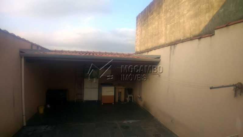 Quintal - Casa 2 quartos à venda Itatiba,SP - R$ 218.000 - FCCA21256 - 9