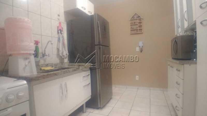 Cozinha - Casa 2 quartos à venda Itatiba,SP - R$ 218.000 - FCCA21256 - 1