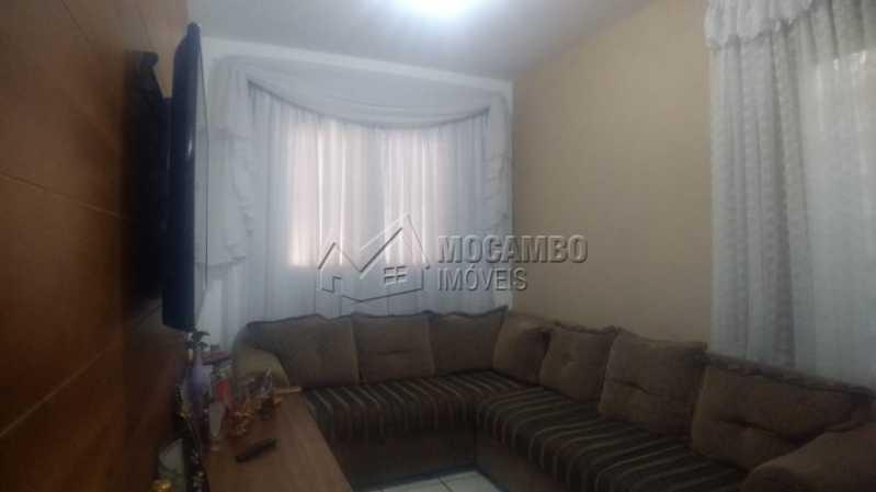 Sala - Casa 2 quartos à venda Itatiba,SP - R$ 218.000 - FCCA21256 - 4