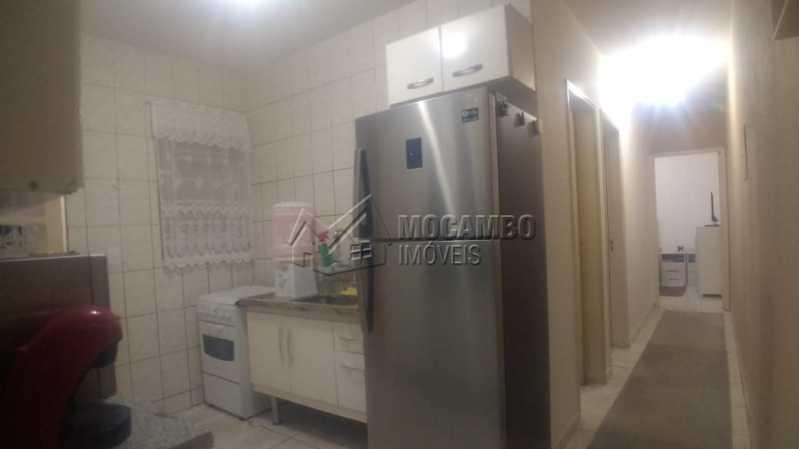 Cozinha - Casa 2 quartos à venda Itatiba,SP - R$ 218.000 - FCCA21256 - 3