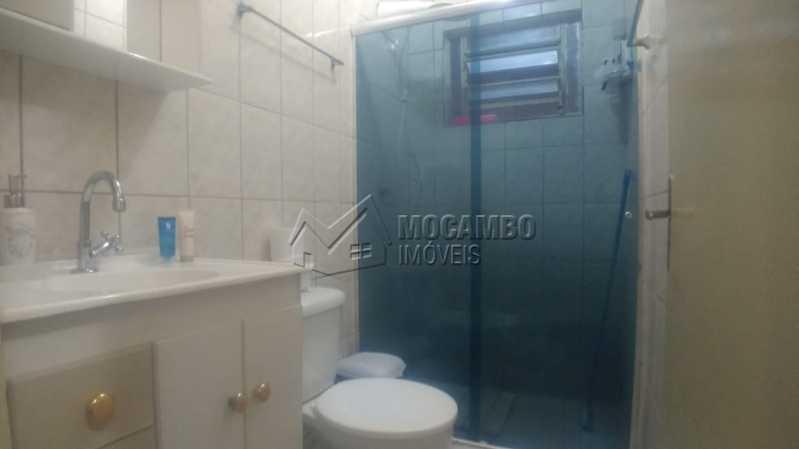 Banheiro social - Casa 2 quartos à venda Itatiba,SP - R$ 218.000 - FCCA21256 - 6