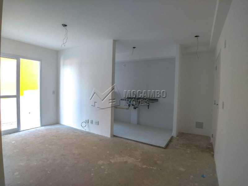 SALA - Apartamento 2 quartos à venda Itatiba,SP - R$ 190.000 - FCAP21027 - 5