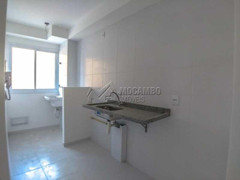 COZINHA - Apartamento 2 quartos à venda Itatiba,SP - R$ 190.000 - FCAP21027 - 6