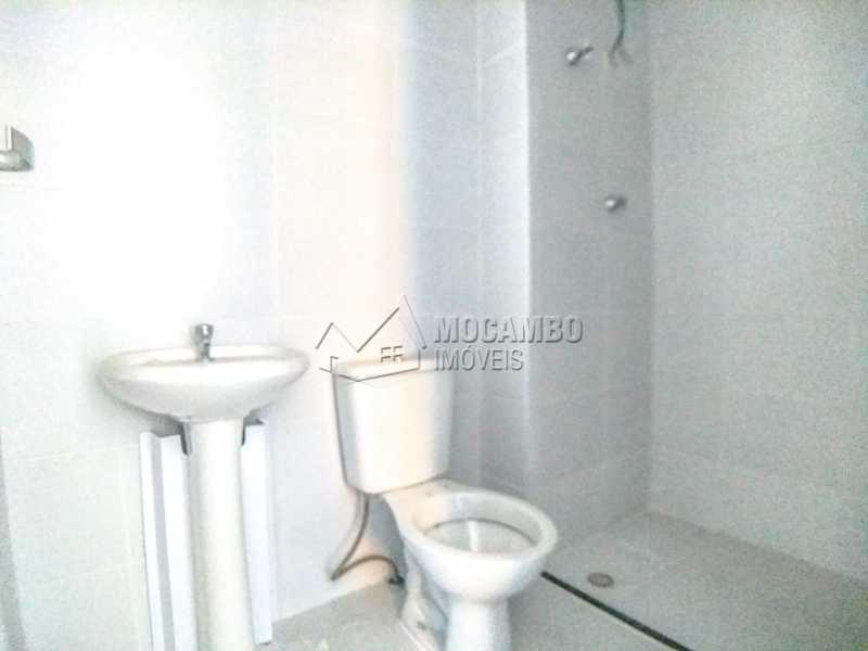 BANHEIRO. - Apartamento 2 quartos à venda Itatiba,SP - R$ 190.000 - FCAP21027 - 9