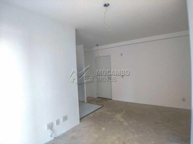 SALA - Apartamento 2 quartos à venda Itatiba,SP - R$ 190.000 - FCAP21027 - 4
