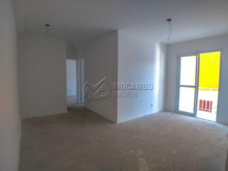 SALA. - Apartamento 2 quartos à venda Itatiba,SP - R$ 190.000 - FCAP21027 - 1