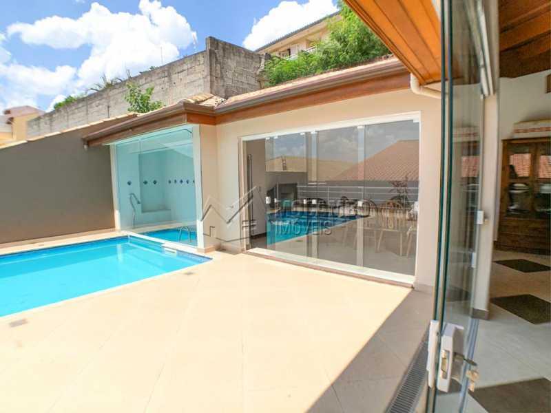 Piscina/Sauna - Casa 3 Quartos À Venda Itatiba,SP Nova Itatiba - R$ 830.000 - FCCA31281 - 18