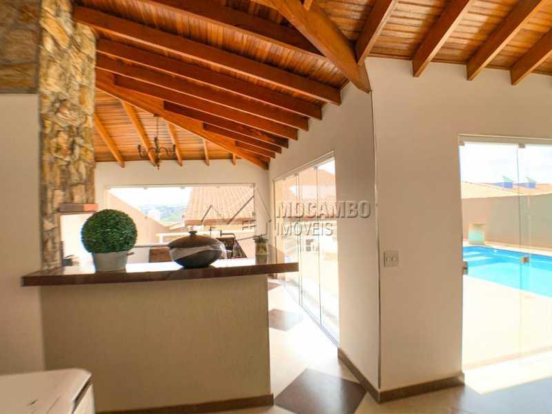 Área gourmet - Casa 3 Quartos À Venda Itatiba,SP Nova Itatiba - R$ 830.000 - FCCA31281 - 10