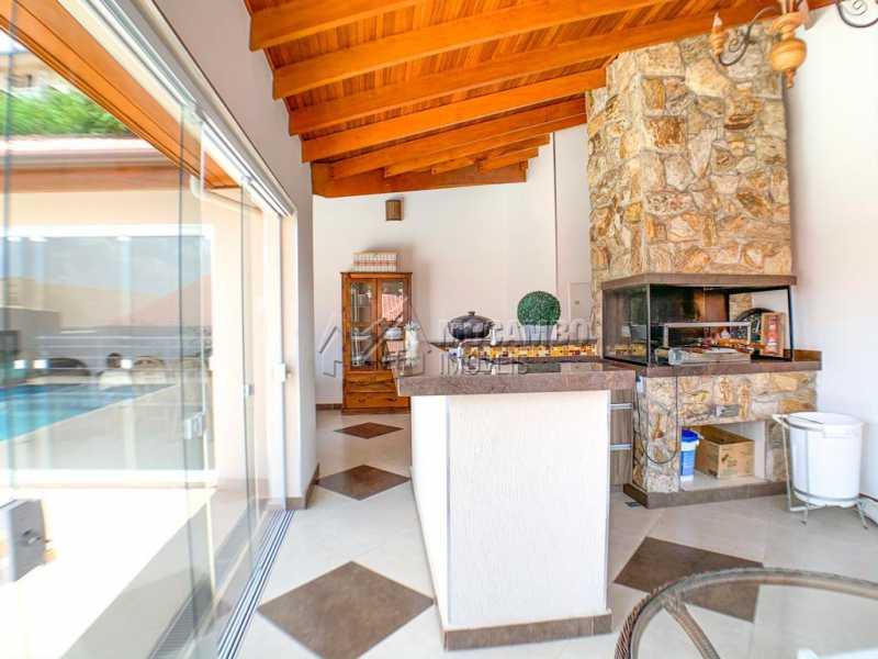 Área Gourmet - Casa 3 Quartos À Venda Itatiba,SP Nova Itatiba - R$ 830.000 - FCCA31281 - 20