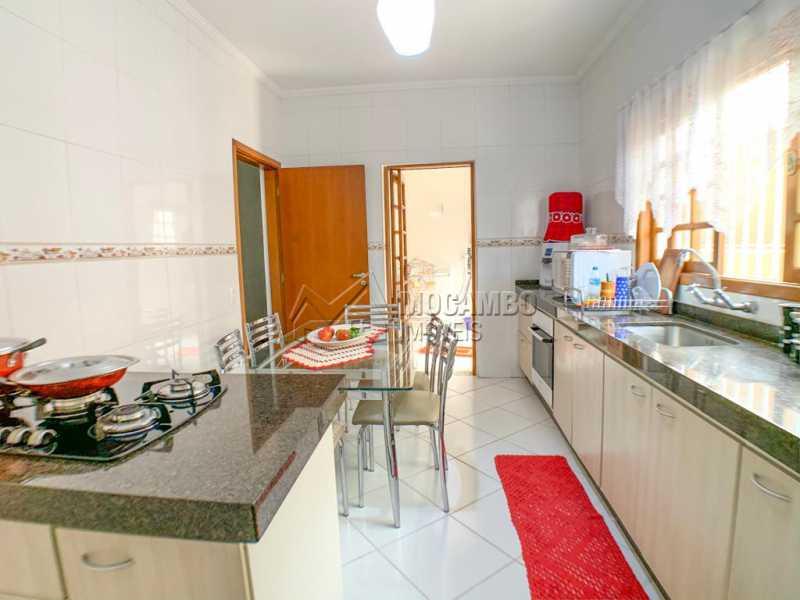 Cozinha - Casa 3 Quartos À Venda Itatiba,SP Nova Itatiba - R$ 830.000 - FCCA31281 - 9