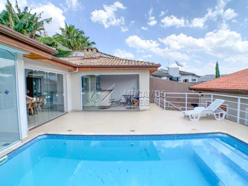 Piscina - Casa 3 Quartos À Venda Itatiba,SP Nova Itatiba - R$ 830.000 - FCCA31281 - 1