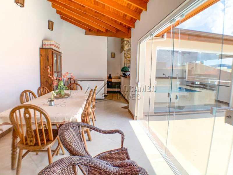 Área Gourmet - Casa 3 Quartos À Venda Itatiba,SP Nova Itatiba - R$ 830.000 - FCCA31281 - 19