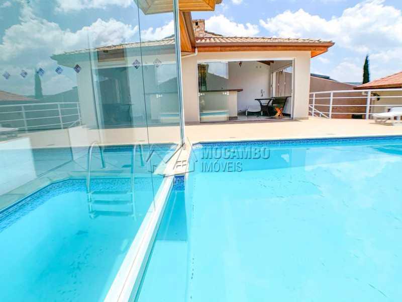Piscina - Casa 3 Quartos À Venda Itatiba,SP Nova Itatiba - R$ 830.000 - FCCA31281 - 23