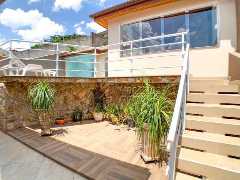 Área externa - Casa 3 Quartos À Venda Itatiba,SP Nova Itatiba - R$ 830.000 - FCCA31281 - 22