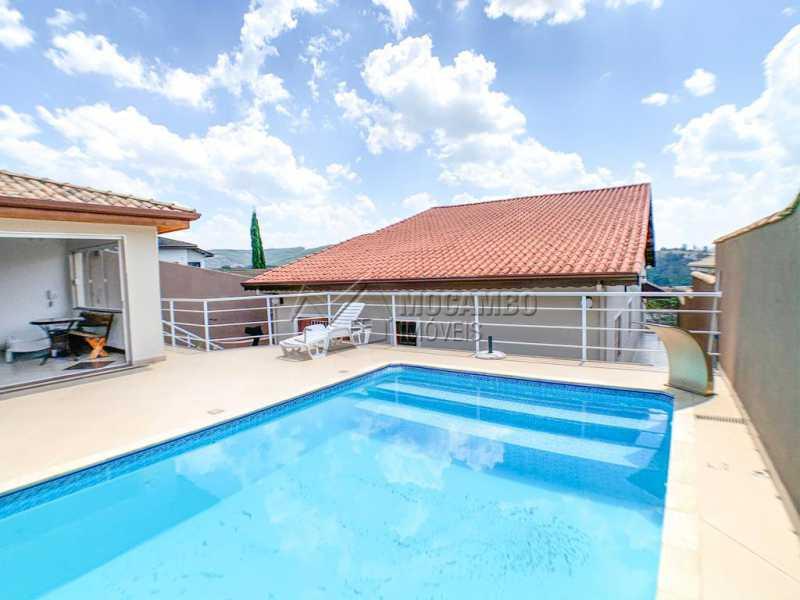 Piscina - Casa 3 Quartos À Venda Itatiba,SP Nova Itatiba - R$ 830.000 - FCCA31281 - 24