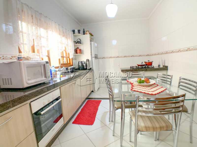 Cozinha - Casa 3 Quartos À Venda Itatiba,SP Nova Itatiba - R$ 830.000 - FCCA31281 - 8