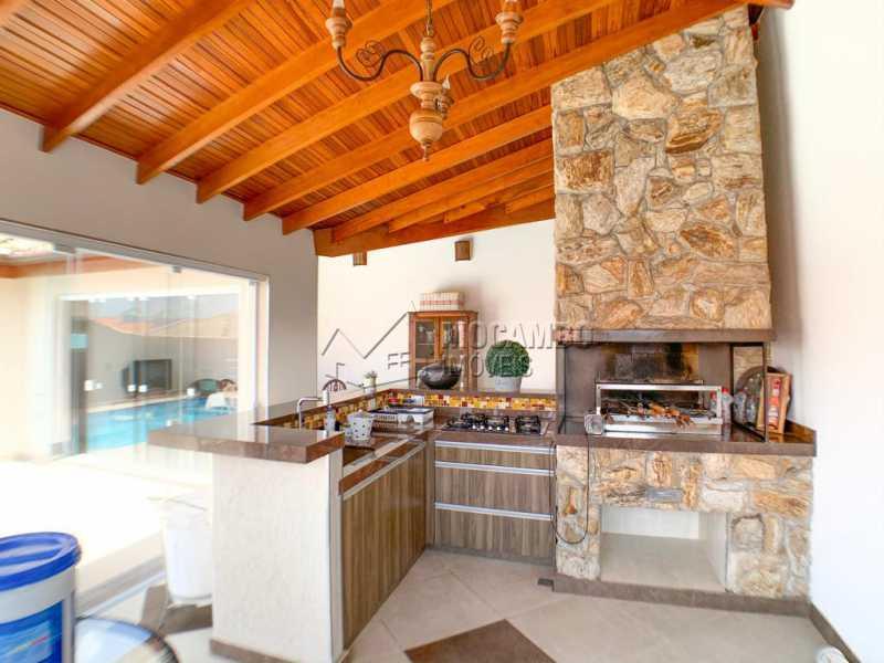 Área Gourmet - Casa 3 Quartos À Venda Itatiba,SP Nova Itatiba - R$ 830.000 - FCCA31281 - 21