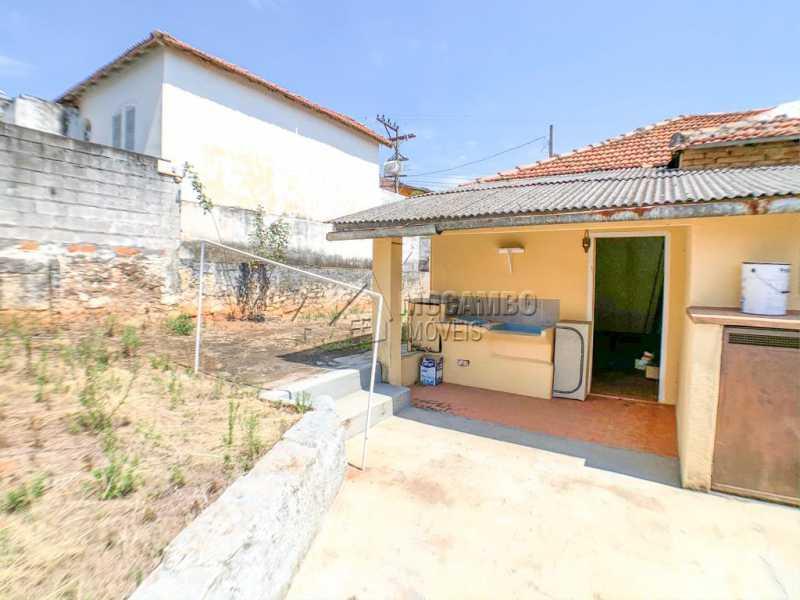 Quintal - Casa 2 quartos à venda Itatiba,SP - R$ 280.000 - FCCA21258 - 10