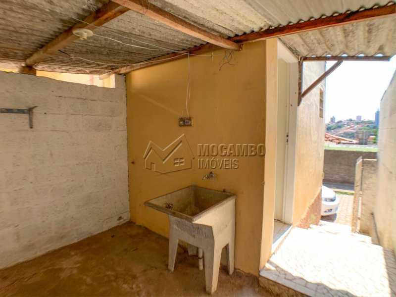 Lavanderia - Casa 2 quartos à venda Itatiba,SP - R$ 280.000 - FCCA21258 - 21