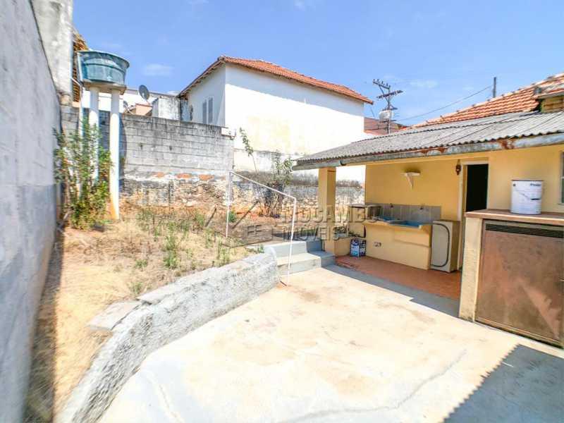 Quintal - Casa 2 quartos à venda Itatiba,SP - R$ 280.000 - FCCA21258 - 13