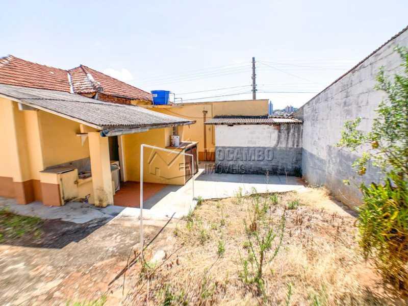Área externa - Casa 2 quartos à venda Itatiba,SP - R$ 280.000 - FCCA21258 - 15